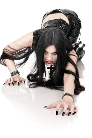 Teen vampire
